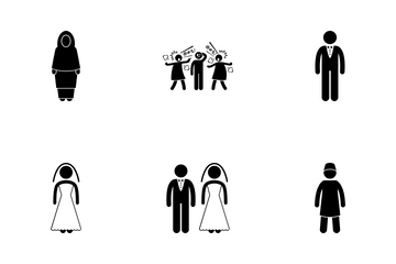 Polygamy Icon Pack