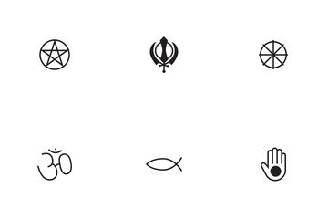 Popular Religion Icon Pack