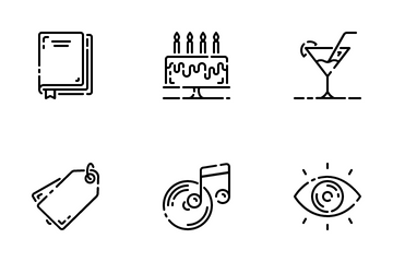 Popular Vol.1 Icon Pack
