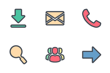 Popular Web Icons Icon Pack