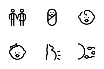 Population Icon Pack