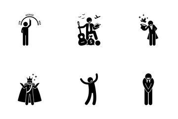 Positive Mindset Icon Pack