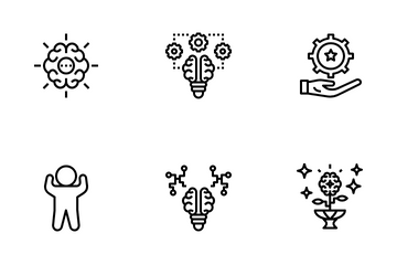 Positive Thinking Icon Pack