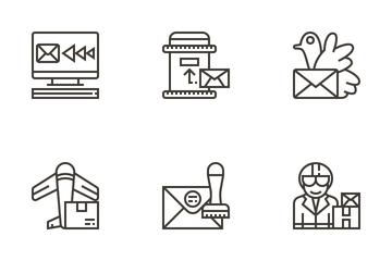 Postal Icon Pack