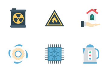 Power And Energy Icon Pack