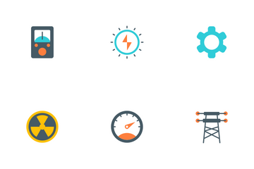 Power Industry Icon Pack
