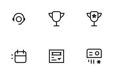 Premium Service Icon Pack