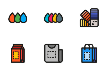 Print 1 Icon Pack