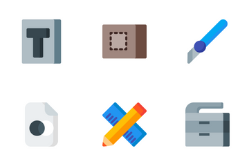 Print 2 Icon Pack