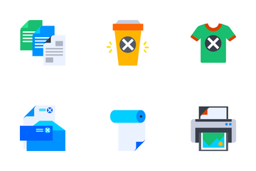 Printing Icon Pack