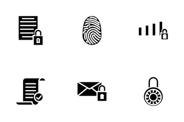 Privacy Policy Icon Pack
