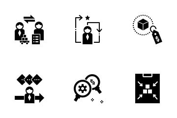 Procurement Process Icon Pack