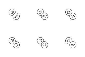 Product Activities Icon Pack