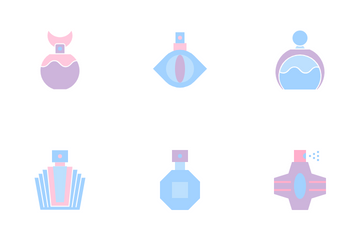 Product Perfume Bottle Icon Pack