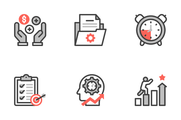 Productivity Icon Pack