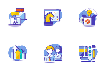 Productivity Icons Icon Pack
