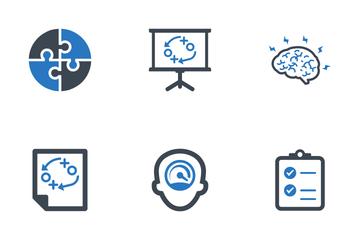 Productivity Improvement Icon Pack
