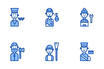 Profession Icon Pack