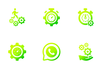 Professional Business Seo Icon Pack