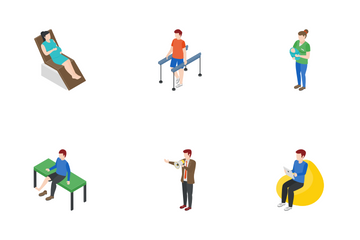 Professional People Icon Pack