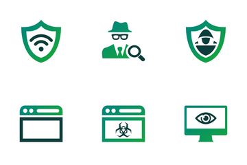 Professional Security Icon Pack