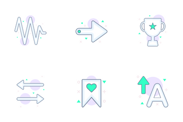Professional Web Elements Icon Pack