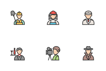 Professionals Icon Pack
