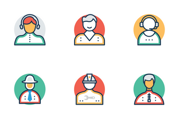 Professions Icon Pack