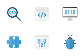 Programing & Development Icon Pack