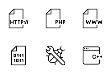 Programming  Icon Pack