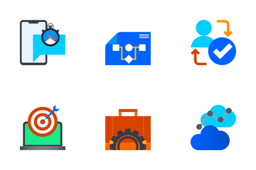 Project Management 1 Icon Pack