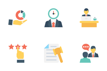 Project Management 2 Icon Pack