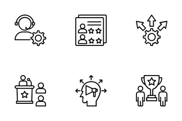 Project Management 3 Icon Pack