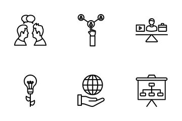 Project Management Icon Pack