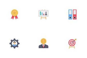 Project Management Vol 1 Icon Pack