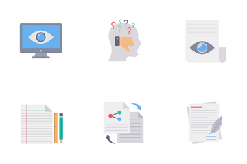 .Project Management Icon Pack