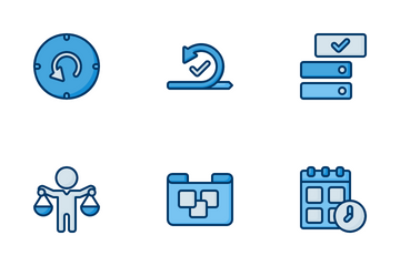 Projects Icon Pack