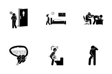 Prostatitis Icon Pack