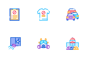 Protest And Strike Icon Pack