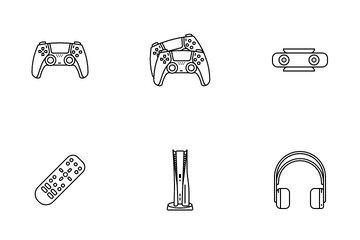 PS5 Icon Pack