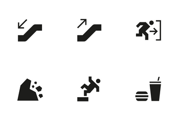 Public Sign 2 Icon Pack