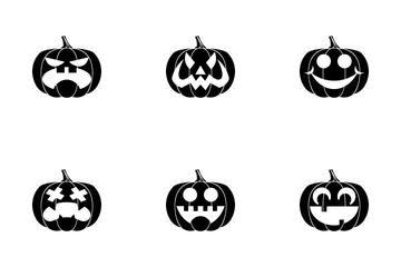 Pumpkins Glyphs Icon Pack
