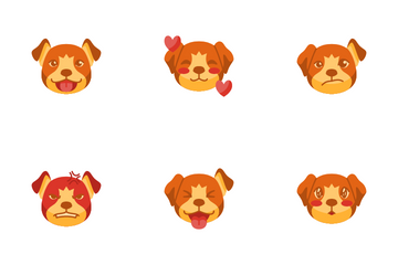 Puppy Icon Pack