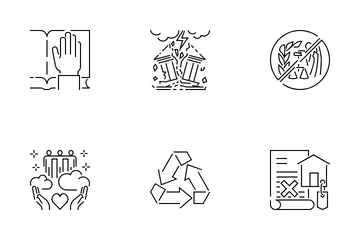 Quantum Financial System QFS Icon Pack