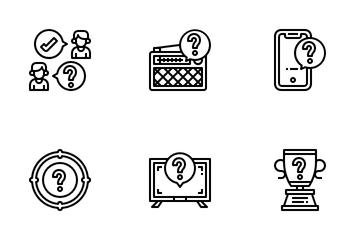 Quiz Icon Pack