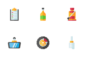 Racing Icon Pack