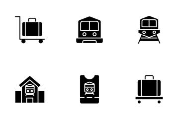 Railway Icon Pack