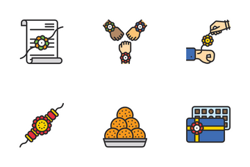 Raksha Bandhan - 2019 Icon Pack