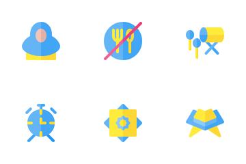 Ramadan (Flat) Icon Pack