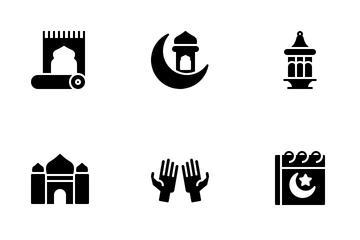 Ramadan (Glyph) Icon Pack